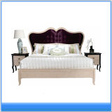 현대 Solid Wood Double Bed Sets 또는 침실 Furniture