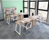 Bureau met Archiefkast voor het Gebruik van het Systeem van het Werkstation