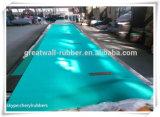 工場直売EPDMのゴム製シート、シートに床を張るEsdmatゴム製フロアーリング