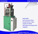 Máquina de extrusão de RAM automática de teflon rod