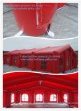 Rotes aufblasbares Festzelt-Partei-Zelt-Hochzeits-Zelt