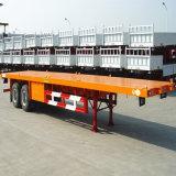 2014 популярных 2 трейлер контейнера Axles 2X20ft