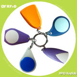 proximité Keycard sans contact, étiquette de 13.56mz RFID Nfc S50 de Keyfob