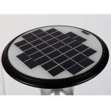 lumières solaires de la batterie au lithium de 3.7V 5ah 6W DEL pour le jardin