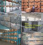 Faltender Metalldraht-Ineinander greifen-Logistik-Hochleistungsbehälter für Ladeplatten-Racking