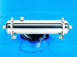 (수평한) 가정 사용 Undersink 304stainless 강철 물 정화기 (QY-GS10)