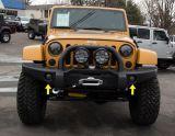 lámparas de la niebla de 4inch 30W para el Wrangler del jeep