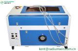 60W de Machine van het Knipsel en van de Gravure van de Laser van Co2 van het leer
