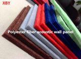 Panel acústico decorativo de la pared y el panel de techo