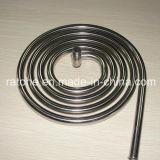ステンレス鋼の表面の磨かれた大口径の円形の管か管