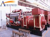 тепловозный комплект генератора 20kw-1000kw