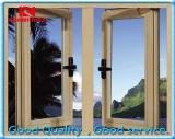 Ventana de cristal termal del marco Tilt/Awning de la rotura Aluminum/Aluminium (KDSS002)