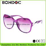 2016 Form-Art-Plastiksonnenbrillen für Frau