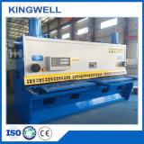 최고 가격 (QC11Y-16X3200)를 가진 유압 단두대 깎는 기계