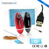 최상 2000mAh 건전지 전자 담배 건조한 나물 기화기 Vape 펜
