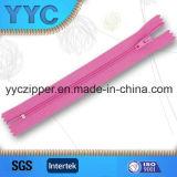 Chiusura lampo di nylon di Yyc 3# 4# 5# 7# 8# da vendere