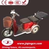 14 Électro-Tricycle de batterie au lithium de pouce 48V 350W
