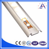 Perfil de alumínio Recessed magro do diodo emissor de luz