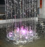 호텔 가정 정원 훈장 LED 물 음악 샘