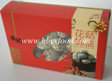 Le verdure secche hanno disidratato il fungo di Shiitake con la protezione liscia