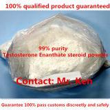 Testoterone Bodybuilding Enanthate della polvere dello steroide anabolico di purezza di 99%