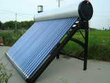 統合的な非圧力真空管の太陽給湯装置(ALT)