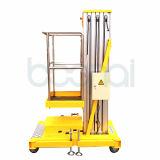 elevador da liga de alumínio de plataforma de trabalho aéreo do mastro de 8m (fabricante direto)