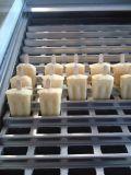 Escaparate de la torta/congelador de cristal de la visualización de la cabina de visualización de la torta/del helado