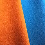 Cuir d'unité centrale de Microfiber pour le sofa Hw-6856 de chaussures