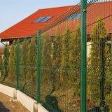 Puder beschichtetes Sicherheit Garten verwendetes Nylofor 3D Zaun-Panel