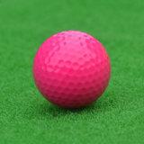 Billes de golf estampées en gros promotionnelles de pratique