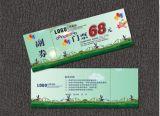 Bilhete da admissão de Jps-320zd, máquina do dobrador do bilhete do evento da impressão com perfuração da função