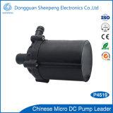 Bomba de água da água de esgoto 12V mini BLDC da C.C. para o equipamento da cozinha