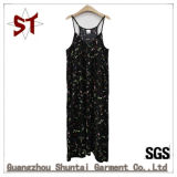 Großhandelsform-junges süsses Mädchen/Dame Sleeveless Long Dress