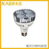 Bulbo al por mayor del proyector PAR30 de la potencia 35W LED de Hight de la fábrica con precio bajo