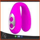 Brinquedos do sexo oral do Stimulator do clitóris do vibrador do ponto de G da mordaça de boca da vibração do Recharge 3 do USB para produtos do sexo dos pares das mulheres