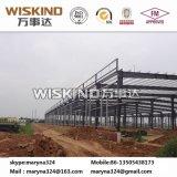 Acier Structrue de coût bas de matériau de construction