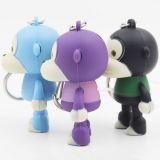 Brinquedo Plástico. Figura promocional Brinquedos Keychain