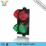 semaforo orizzontale di segnale verde di 200mm del PC rosso LED dell'indicatore luminoso