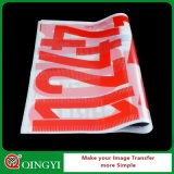 Collant de transfert thermique de bonne qualité de Qingyi pour l'habillement