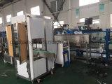 Automatische Hülse Shirnk Etikettiermaschine für Saft-Milch Bevergae Haustier-Flaschen