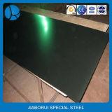 Final negro del espejo 1.4304 hojas de acero inoxidables/bobinas