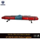 빨강, 파랗고, 호박색, 백색, 녹색에 있는 47 인치 LED 구급차 빛