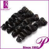 Très Cheap Virgin Human Braiding Hair Extension pour des femmes de couleur