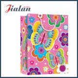Естественный мешок шоколада бумаги розницы логоса конструкции польностью напечатанный цветастый