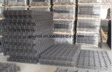 Constrctions a soudé le panneau de treillis métallique avec l'emballage de palette