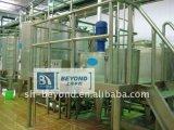 полностью готовый обрабатывающее оборудование молока коровы проекта 5tph (пастеризованные молоко, югурт)