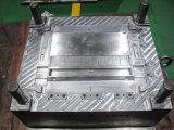 Modelagem por injeção plástica de tampa superior da Ar-Condição