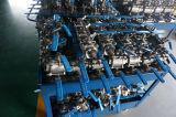 Valvola a sfera 2016 di PCS Threaeded 3000wog della fabbrica 3 della Cina con la chiusura dell'unità a chiave