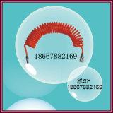 8mm Diateter 5m Länge PU-gewundenes Gefäß